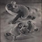 Crochet Frogs – Vintage Patterns