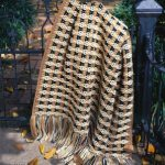Rich Reflections Afghan Crochet Pattern ePattern