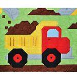 Dump Truck Quilt Pattern