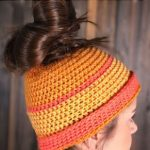 How to Crochet a Slouchy Beanie Hat Pattern