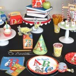 Throw a Dr. Seuss ABC Birthday Party