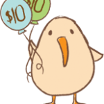 Give $10 Get $10 From Kiwi Crate