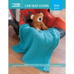 Knit a Car Seat Cover Pattern
