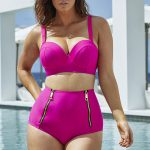 Fatkini and More Great Two-Piece Swimsuits for Full Figures
