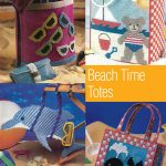 How to Make Beach Totes in Plastic Canvas Patterns