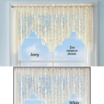 Curtain Ideas Lace Curtain Valance and Window Curtains