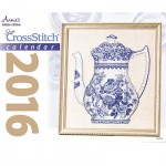 Download the  Just Cross Stitch Calendar for 2016