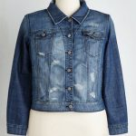 Just in Time for Fall Plus Size Jean Jacket