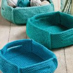 Wheatland Baskets Knitting Pattern