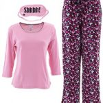 Women's Comfortable Heart Pajamas for Valentine's Day and Beyond