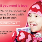 Mabel's Labels Valentine's Day Deal 50% Off