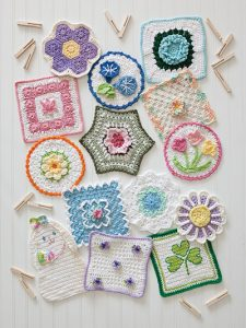 Crochet a Year of Dishcloth patterns