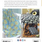 Get a Preview of the Book No-Sew Fleece Throws and Pillows