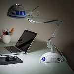 Star Wars Lamp a Fun Way to Light Up a Room