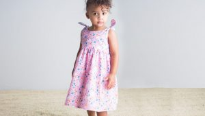 Sew a dress for little one