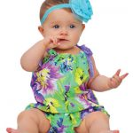 Easy to Sew Baby and Girls Bubble Romper Sewing Pattern