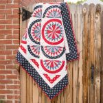 Red White and Blue Patriotic Quilt Patterns