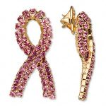 How to Show Your Support for Breast Cancer with Pink Ribbon Jewelry