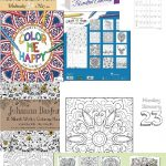 Best Calendars for Adults to Color