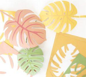 Cricut Leaf Patterns Projects