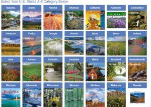 State Calendars