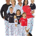 The Best Matching Pajamas for the Family Winter Snowman Pajamas