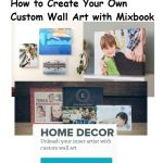 How to Create Custom Wall Art with Photos