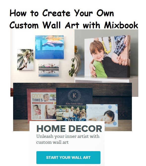 Wall Art with Photos