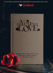 Valentine's Day Love Books