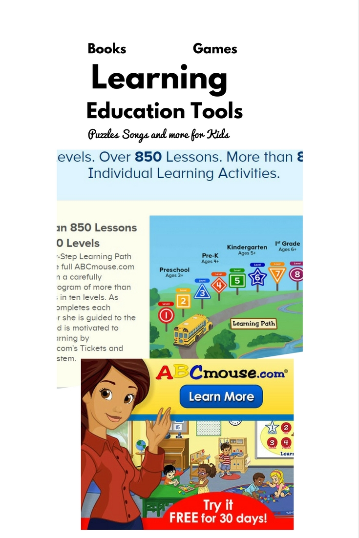 Educational Tools for Kids