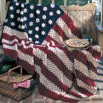 All American Crochet Afghan Pattern