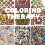 Learn Why Coloring is Therapeutic and How to Escape with Coloring