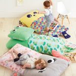 How to Sew a Floor Bed Pillow for a Child  – A Free Sewing Pattern