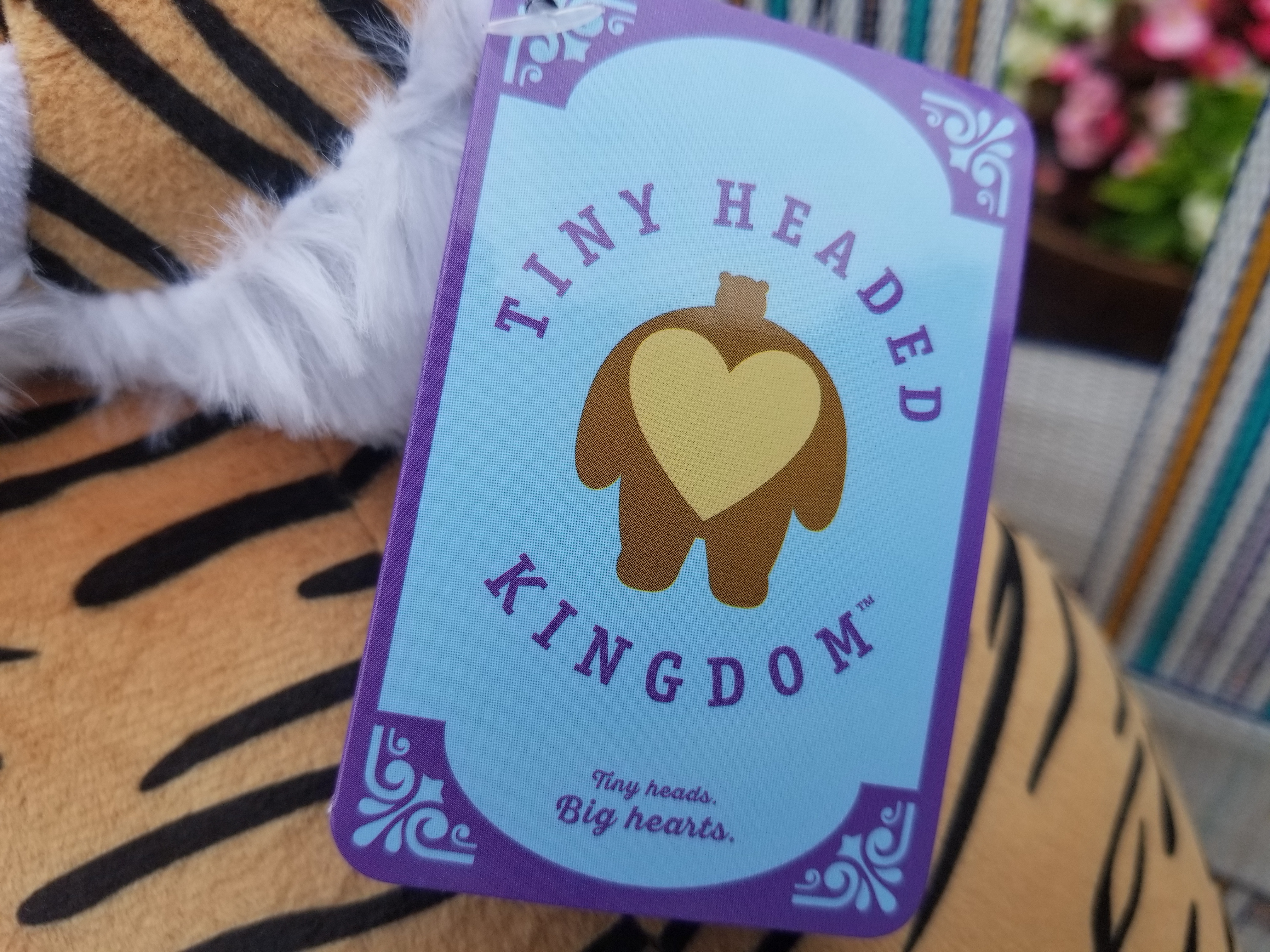 Tiny Headed Kingdom Tag
