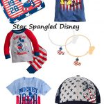 Mickey Mouse and Minnie Mouse Collection of Americana T-Shirts, Family Pajamas