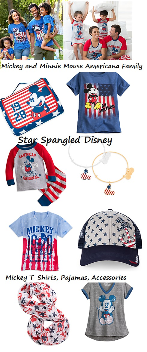 Disney Mickey Minnie Shirts and Pajamas