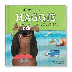 If My Dog Could Talk Book