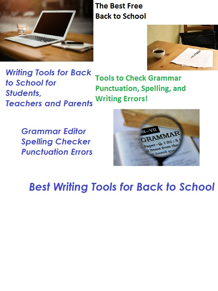 Best Writing Tools for Back to School