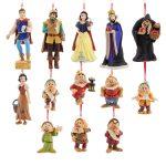 Shop Disney Art of Snow White Christmas Ornament Set Limited Edition