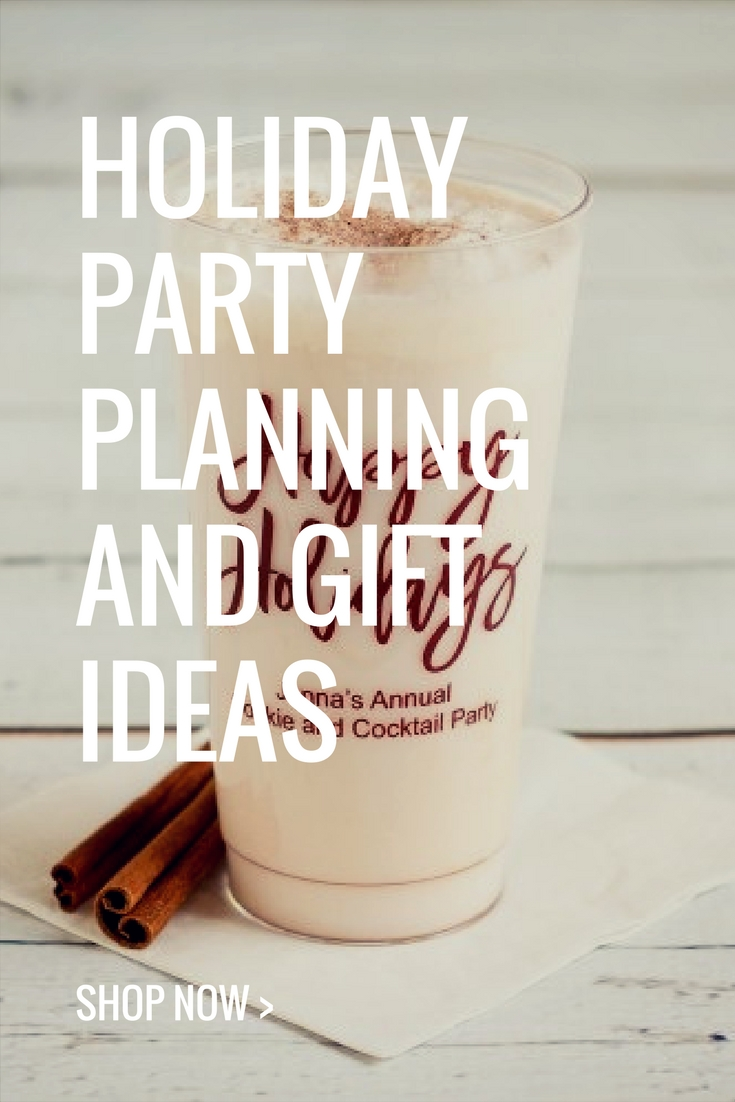 Holiday Gift Ideas and Party planning