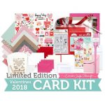 Limited Edition Simon Says Stamp Card Kit VALENTINES