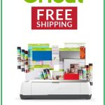Cricut Free Shipping Sale and Cricut Monthly Deals