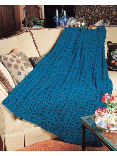 12 Beautiful Crochet Afghan Patterns To Crochet For The Year